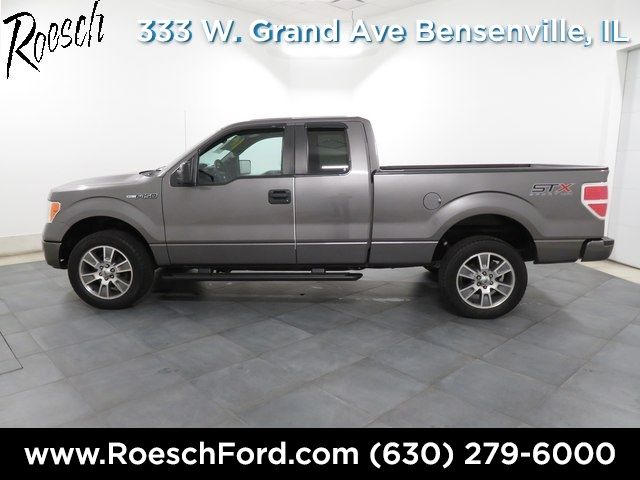 2014 F-150 Super Cab 4x4,  Pickup #P2585A - photo 7