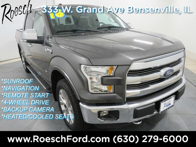 2016 F-150 SuperCrew Cab 4x4,  Pickup #P2608 - photo 1