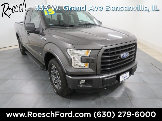 2015 F-150 Super Cab 4x4,  Pickup #P2632 - photo 1
