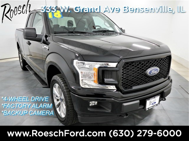 2018 F-150 Super Cab 4x4,  Pickup #P2658 - photo 1