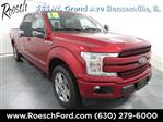 2018 F-150 SuperCrew Cab 4x4,  Pickup #P2678 - photo 1