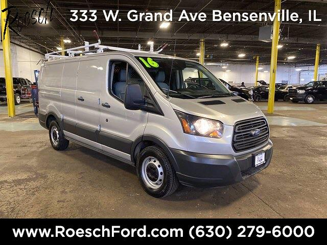 2016 Ford Transit 150 Low Roof 4x2, Upfitted Cargo Van #T1145 - photo 1
