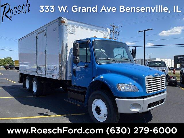 2012 Freightliner M2 106 4x2, Dry Freight #T1156 - photo 1