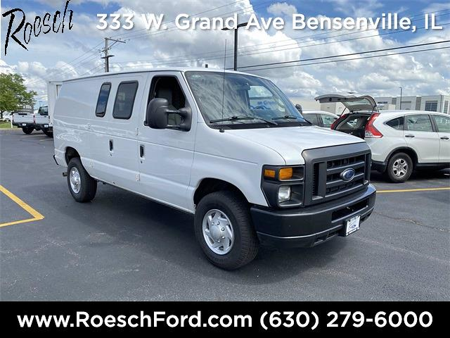 2011 Ford E-350 4x2, Upfitted Cargo Van #T1157 - photo 1