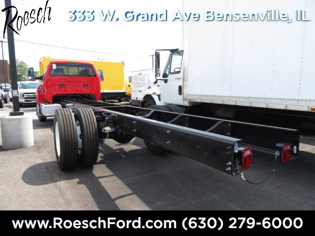 2016 F-650 DRW Cab Chassis #T598 - photo 7