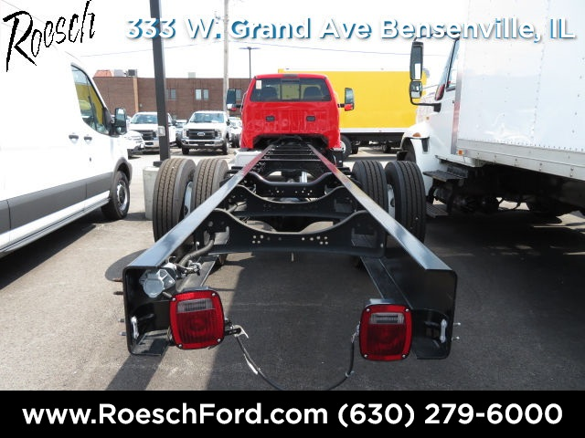 2016 F-650 DRW Cab Chassis #T598 - photo 8