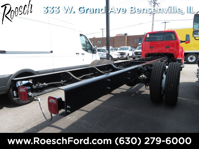 2016 F-650 DRW Cab Chassis #T598 - photo 2