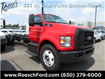 2016 F-650 DRW Cab Chassis #T598 - photo 1