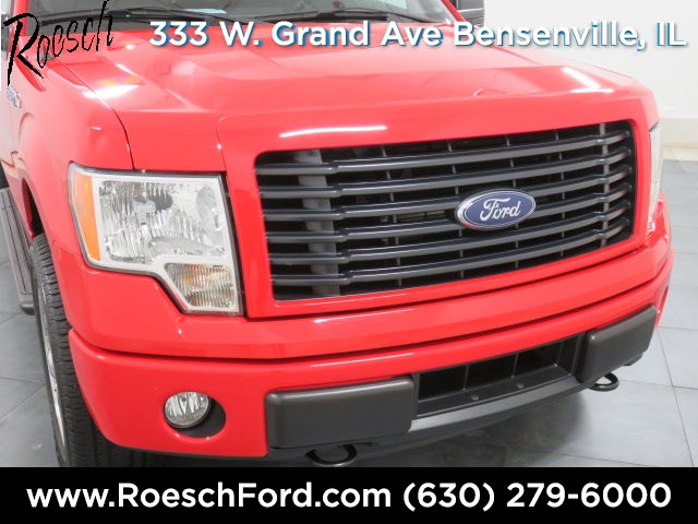 2014 F-150 Super Cab 4x4 Pickup #T623 - photo 3