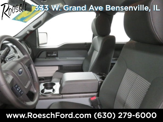 2014 F-150 Super Cab 4x4, Pickup #T623 - photo 11