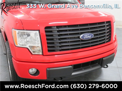 2014 F-150 Super Cab 4x4, Pickup #T623 - photo 3