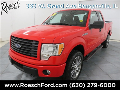 2014 F-150 Super Cab 4x4, Pickup #T623 - photo 5