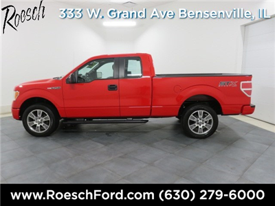 2014 F-150 Super Cab 4x4 Pickup #T623 - photo 9
