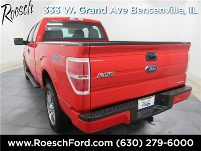 2014 F-150 Super Cab 4x4 Pickup #T623 - photo 6
