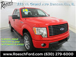 2014 F-150 Super Cab 4x4 Pickup #T623 - photo 1