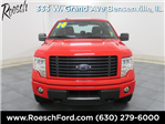 2014 F-150 Super Cab 4x4, Pickup #T623 - photo 4