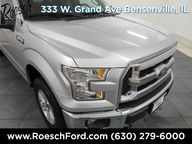 2016 F-150 Super Cab 4x4 Pickup #T626 - photo 4