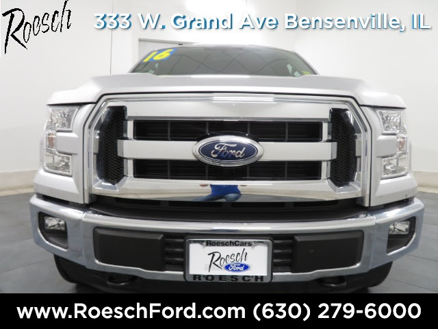 2016 F-150 Super Cab 4x4 Pickup #T626 - photo 6