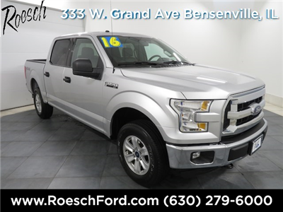 2016 F-150 Super Cab 4x4 Pickup #T626 - photo 1