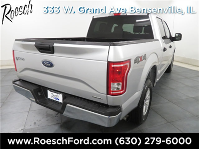 2016 F-150 Super Cab 4x4 Pickup #T626 - photo 2