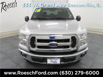 2016 F-150 Super Cab 4x4 Pickup #T626 - photo 5
