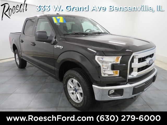 2017 F-150 Crew Cab 4x4 Pickup #T630 - photo 1