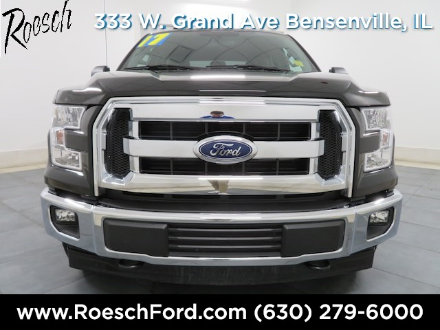 2017 F-150 Crew Cab 4x4 Pickup #T630 - photo 7