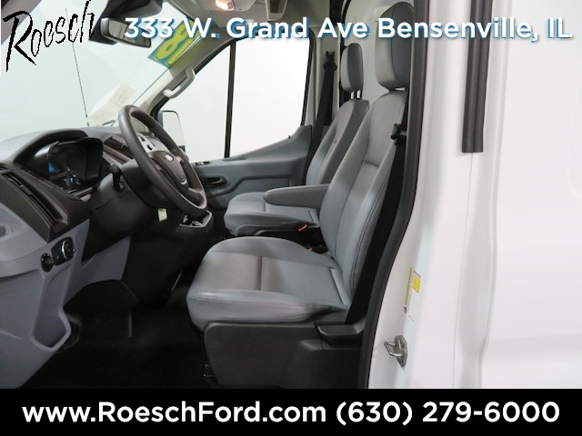 2018 Transit 250 Med Roof 4x2,  Empty Cargo Van #T763 - photo 10