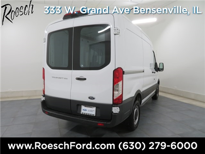 2018 Transit 250 Med Roof 4x2,  Empty Cargo Van #T763 - photo 2