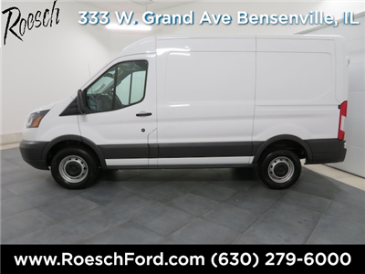 2018 Transit 250 Med Roof 4x2,  Empty Cargo Van #T763 - photo 8
