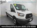 2018 Transit 250 Med Roof 4x2,  Empty Cargo Van #T763 - photo 1