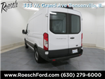 2018 Transit 250 Med Roof 4x2,  Empty Cargo Van #T763 - photo 9