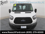2018 Transit 250 Med Roof 4x2,  Empty Cargo Van #T763 - photo 4