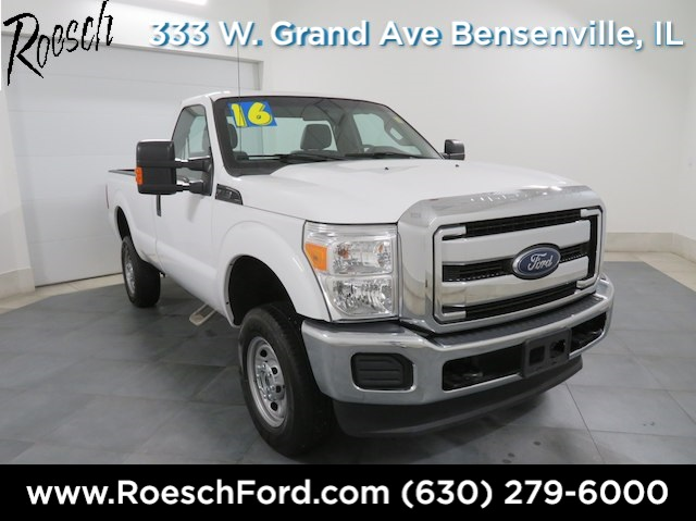 2016 F-250 Regular Cab 4x4,  Pickup #T778 - photo 1