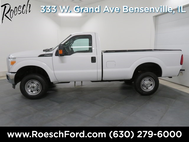 2016 F-250 Regular Cab 4x4,  Pickup #T778 - photo 7