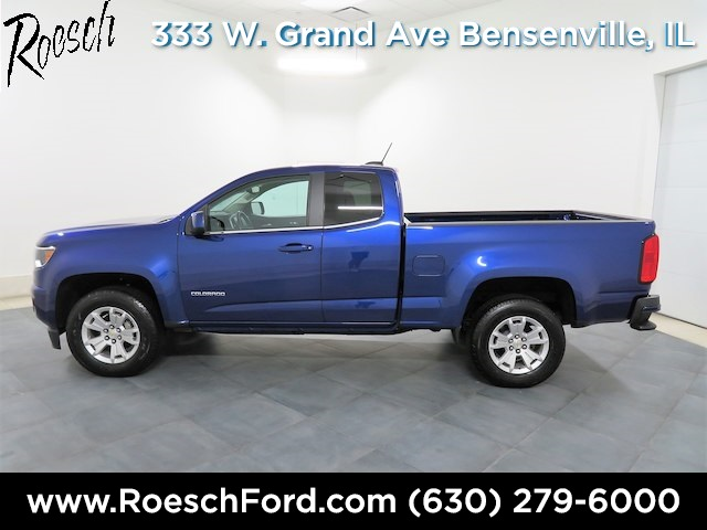 2017 Colorado Double Cab 4x2,  Pickup #T783 - photo 8