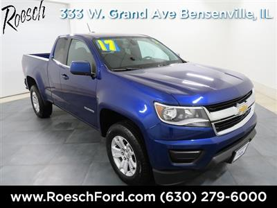 2017 Colorado Double Cab 4x2,  Pickup #T783 - photo 1