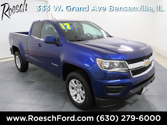 2017 Colorado Double Cab 4x2,  Pickup #T784 - photo 1