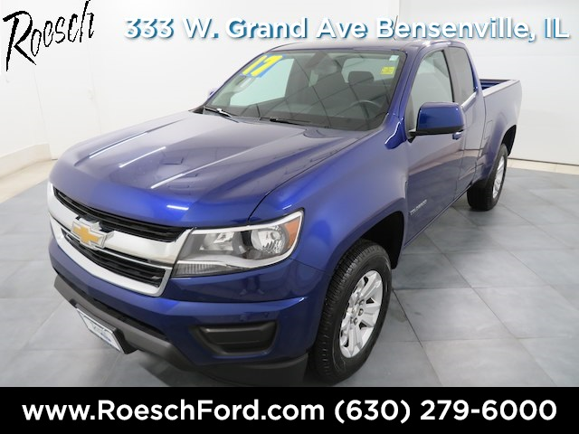 2017 Colorado Double Cab 4x2,  Pickup #T784 - photo 5
