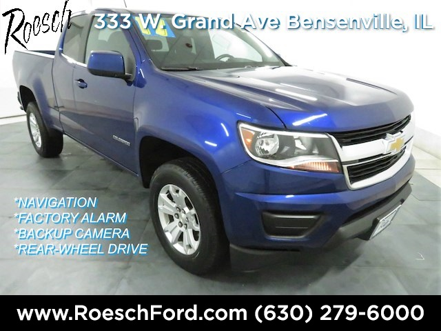 2017 Colorado Double Cab 4x2,  Pickup #T785 - photo 1