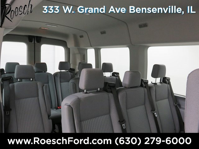 2018 Transit 350 Med Roof 4x2,  Passenger Wagon #T800 - photo 24