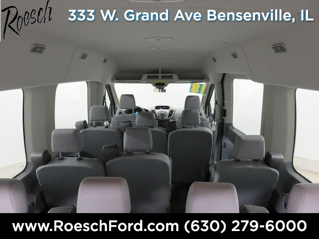 2018 Transit 350 Med Roof 4x2,  Passenger Wagon #T800 - photo 27