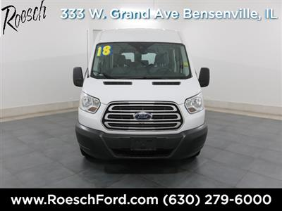 2018 Transit 350 Med Roof 4x2,  Passenger Wagon #T800 - photo 3