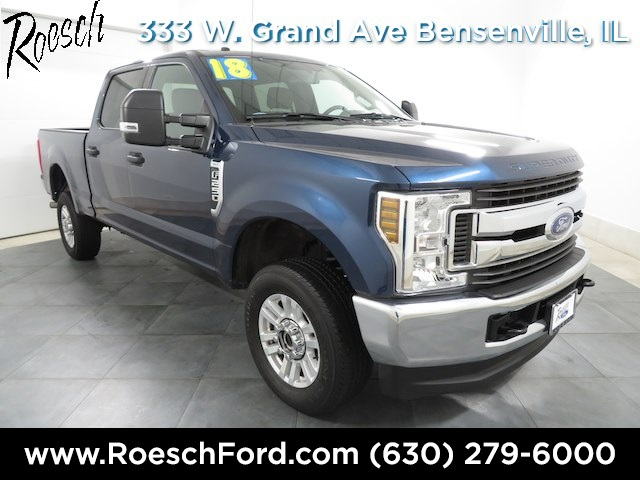 2018 F-250 Crew Cab 4x4,  Pickup #T810 - photo 1