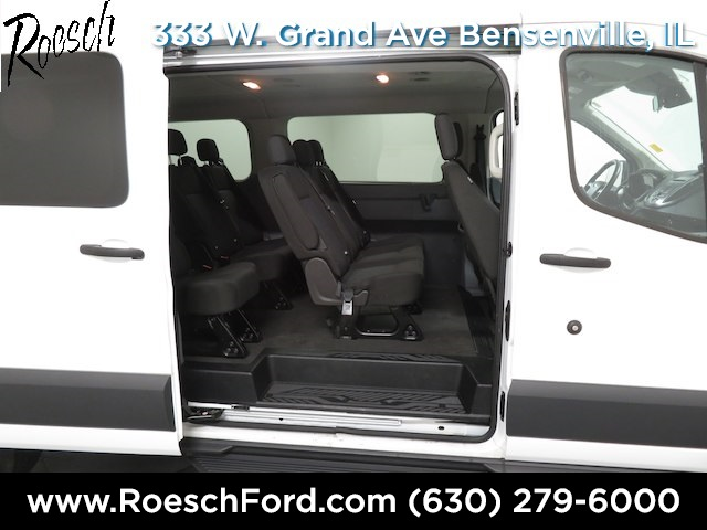 2017 Transit 350 Low Roof 4x2,  Passenger Wagon #T817 - photo 14