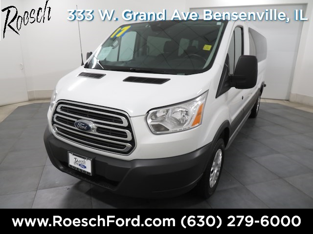 2017 Transit 350 Low Roof 4x2,  Passenger Wagon #T817 - photo 4