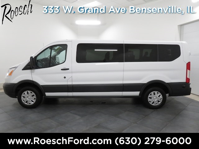 2017 Transit 350 Low Roof 4x2,  Passenger Wagon #T817 - photo 6