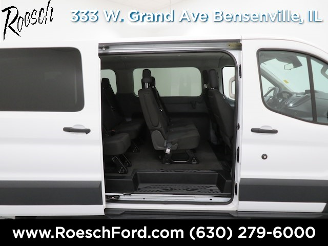 2018 Transit 350 Low Roof 4x2,  Passenger Wagon #T818 - photo 21