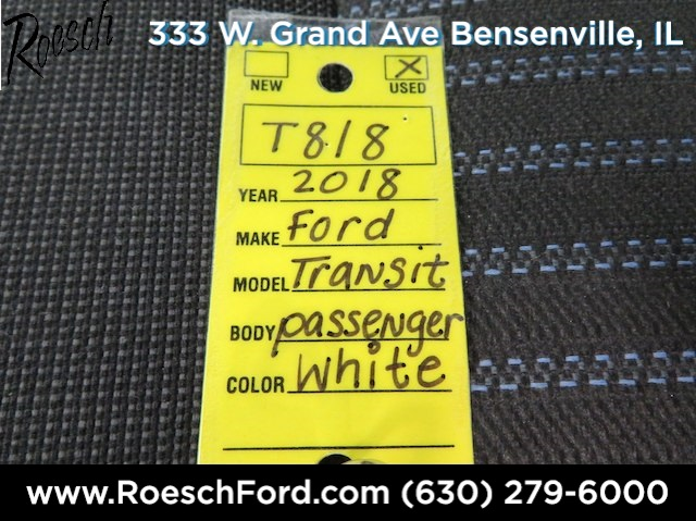 2018 Transit 350 Low Roof 4x2,  Passenger Wagon #T818 - photo 29