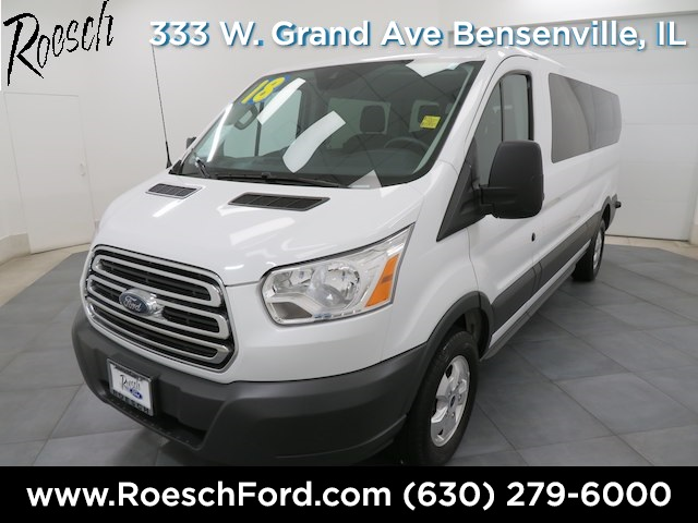 2018 Transit 350 Low Roof 4x2,  Passenger Wagon #T818 - photo 5